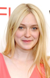 Dakota Fanning - In Pink dress at AFI 2012-12